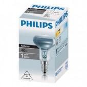 Лампа зеркальная 40Вт, E14, R50, Philips ст.25