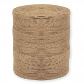 Шнур банковский джутовый, полированный, 1,5мм, 1,5кг ст.1
