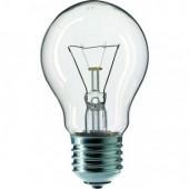 Лампа нак. 75Вт,  Е27, Philips, прозрачная ст.120