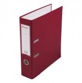 Папка-регистратор Lamark, А4, пвх, металлическая окантовка, карман, 80 мм