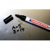 Маркер для промышл.графики Edding E-8750, черный, ст.10