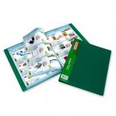 Папка файловая Attache с 20 прозр. вкл., КТ-20/045, А4