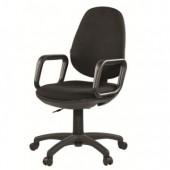 Кресло офисное Comfort Gtp, ткань черная , ст.1