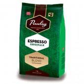 Кофе зерновой Paulig Espresso Originale, 100% Арабика, 1кг, ст.1