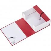 Папка-короб архивный Attache, бумвинил складной