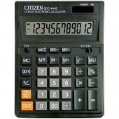 """Калькулятор настольный, """"Citizen"""" sdc-444S, 12-разр., ст.1"""