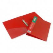 Папка 2 кольца Attache, А4, пластик 0,70 мм, корешок 42 мм, кольца 35 мм