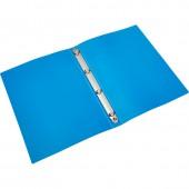 Папка 4 кольца Attache, А4, пластик 0,45 мм, корешок 32 мм, кольца 17 мм