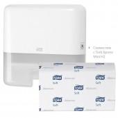 """Полотенца бумажные для держателей """"Тоrk"""", 2-слойные, белые, 120288, с тисн., 136 лист., 21.шт/уп"""