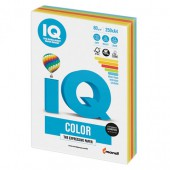 Бумага «IQ Color» А4, интенсив, 80 г/м, 250 л