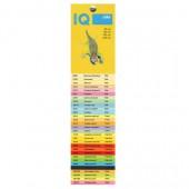"""Бумага цветная """"IQ"""" mix №3, А4, 80г/м, тренд, (5цв 34,21,22,10,12 по 50л ), 250л/пач., ст.9"""