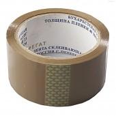 Скотч упаковочный коричн., 50х66, 45мкм, Фрегат, ст.72-36