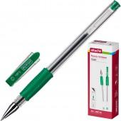 Ручка гелевая Attache Town, 0,5 мм, с резин. манжеткой