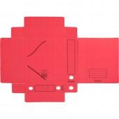Папка на резинке Attache, А4, гофрокартон, корешок 70 мм