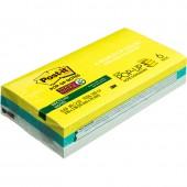 Липкие блоки Post-it, z-образные, 76х76мм, в диспенсере, 200 л
