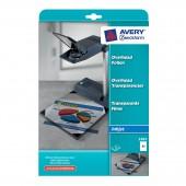 Пленка для лазерных принтеров Avery Zweckform Z3561 , цв.печать , А4, 50листов, ст.1