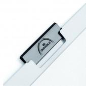 Папка с клипом Durable Duraclip Original, А4, 60 листов, с прозрачным верхним листом