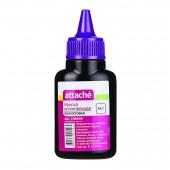 Краска штемпельная Attache, фиолетовая, 45мл, ст.1