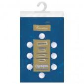 Скатерть бумажная Aster Creative, 120*200, однослойная, синяя, ст.1