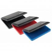 Подушка штемпельная Micro 1 90х50 синяя ст.1