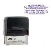 Оснастка для штампа Colop Pr. C50, (30х69), ( 4915), пластик, ст.1