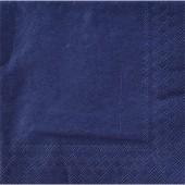 Салфетки Aster Creative, 3сл. 25*25, 20л, синие, ст.6
