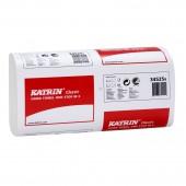 """Полотенца бумажные для держателей """"Katrin Classic One Stop M2"""", 2-слойные, белые, 145лист, 21шт/уп 34525"""