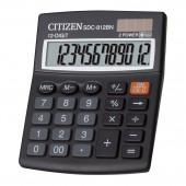 "Калькулятор настольный, ""Citizen"" sdc-812bn, 12-разр., ст.1"