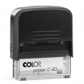 Оснастка для штампа Colop Pr. C40, (22х58), ( 4913), пластик, ст.1