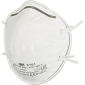 Респиратор 3М 8101 «Эконом» противоаэрозольный FFP1  ст.1