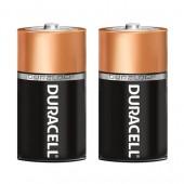 Элементы питания батарейка Duracell C/343/LR14, алкалиновые, 2шт/уп ст.1