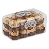 Набор конфет Ferrero Rocher, прозрачная коробка, 200г, Италия, ст.1