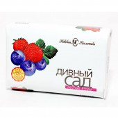 "Мыло туалетное, 90г, ""Дивный Сад"" Лесные ягоды, ст.72"