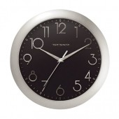 Часы настенные Troyka 11170182 круг плав.ход пластик  ст.1