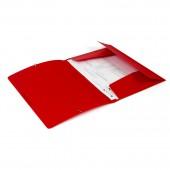 Папка на резинке Attache, арт. F315/045, А4, пластик, корешок 35 мм