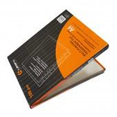 Файл с перфорацией А4, 100шт/уп, Lamark, Германия, 60мкм, ст.10