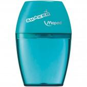 Точилка с контейнером, 1 отверстие, Maped Shaker, 534753, цвет в ассортименте, ст.1