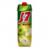 """Сок """"J7 Яблоко зеленое"""", 0,97л"""
