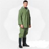 Спец. Костюм влагозащитный ПВХ (куртка, брюки) зеленый XXL