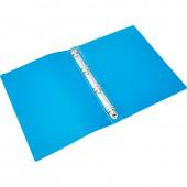 Папка 4 кольца Attache, А4, пластик 0,45 мм, корешок 32 мм, кольца 25 мм