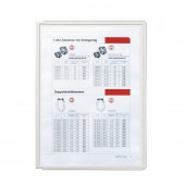 Демо-панель Durable 5606-10, для демо-системы, 5 шт/уп, цвет серый, ст.1