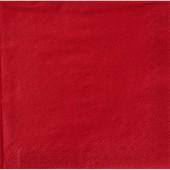 Салфетки Aster Creative, 3сл. 25*25, 20л, красные, ст.1