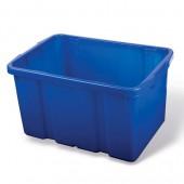 Ящик для хранения штабелируемый пластик 60 л