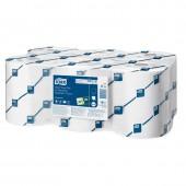"""Полотенца бумажные для держателей """"Lotus Professional EnMotion Impulse"""", 6рулонов/упак,2-слойные, белые, 471113-61"""