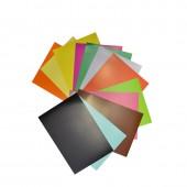 Картон цветной, набор А4, 20л, 20цв, №16, металлик, флюор., ст.1