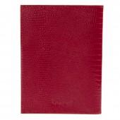 """Обложка для паспорта Askent """"Ящерица"""", нат. кожа"""