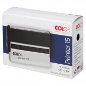 Оснастка для штампа Colop  Pr. 15, пластик. 10х69мм, (4916)