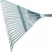 Грабли веерные плоские, б/черенка, усиленные, 22зуба,  Palisad (61701)