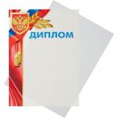 Обложка для переплета Pro Mega Office А4, пластик, прозрачная, 150 мкм, 100шт/уп