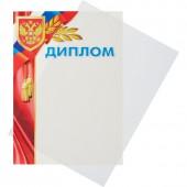Обложка для переплета Pro Mega Office А4, пластик, прозрачная, 180 мкм, 100шт/уп